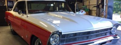 1967 nova with tinted windows